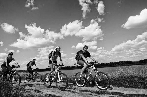 Trasy rowerowe, Tychy